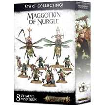 83-54 Start Collecting! Maggotkin of Nurgle