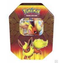 Tin Pokemon Potere degli Elementi - Flareon