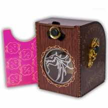 BF91748 Wooden Deck Case - Dragon (da montare)