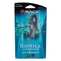 MTG - Fedeltà di Ravnica Theme Booster Simic - EN