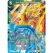Final Showdown Son Goku