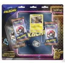 Pokemon Detective Pikachu Fascicolo Speciale (3 Pacchetti + Promo)