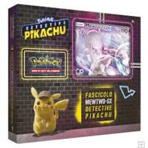 Pokemon Detective Pikachu Fascicolo Mewtwo - GX