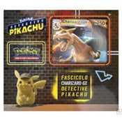 Pokemon Detective Pikachu Fascicolo Charizard - GX