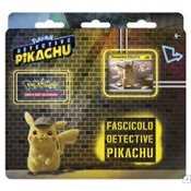 Pokemon Detective Pikachu Case File (3 Pacchetti + Promo)