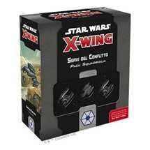 Star Wars X-Wing Seconda Edizione -  Servi del Conflitto