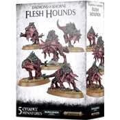 97-63 Daemons of Khorne Flesh Hounds