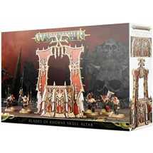 83-56 Blades of Khorne Skull Altar
