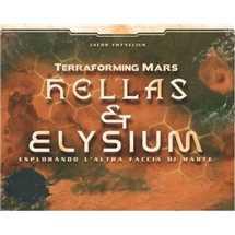 Terraforming Mars Hellas & Elysium (Espansione)