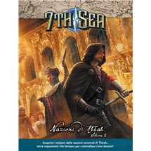 7th Sea – Nazioni di Théa Vol. 2