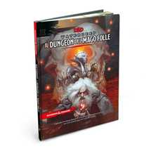 Dungeons & Dragons 5a ed. - D&D - Waterdeep: Il Dungeon del Mago Folle