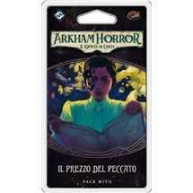 Arkham Horror LCG - Il Prezzo del Peccato