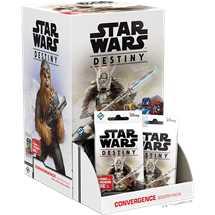 Star Wars Destiny - Booster Box Convergenze