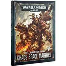 43-01-02 Codex: Space Marine del Caos