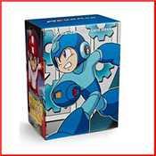 16001 Dragon Shield Standard Art Sleeves - Mega Man (100 Sleeves)