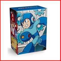16001 Dragon Shield Standard Art Sleeves - Mega Man (100 Sleeves)