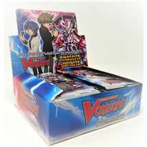 Box Buste CF Vanguard BT15 Rinascita Infinita (30 buste)