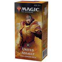 MTG Challenger Deck 2019 - United Assault