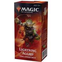 MTG Challenger Deck 2019 - Lightning Aggro