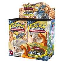 Box Pokemon Sole e Luna Legami Inossidabili  (36 buste)