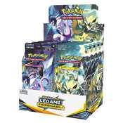 Box 8x Mazzi Pokemon Sole e Luna Legami Inossidabili  ITA