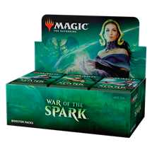 MTG War of the Spark Booster Display (36 Packs) - IT