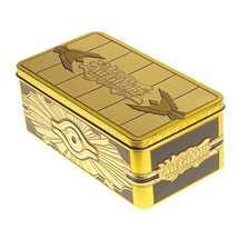 Yu-Gi-Oh! Mega Tin da Collezione 2019 Sarcofago D'Oro