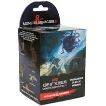 Dungeons & Dragons: Icons of the Realms Menagerie 2 Booster Brick
