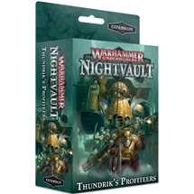 110-54-02 Nightvault Esploratori di Thundrik