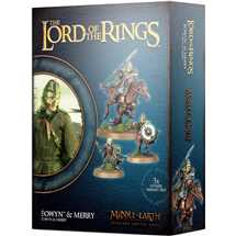 30-45 The Lord of the Rings Eowin & Merry