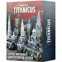 400-28 Adeptus Titanicus Administratum Sector
