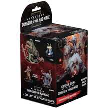 Dungeons & Dragons: Icons of the Realms Waterdeep Dungeons of the Mad Mage Booster Brick