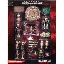 Dungeons & Dragons: Waterdeep Halaster's Lab Premium Set