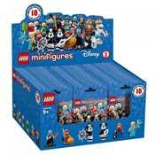 LEGO 71023 Minifigures Disney 2 Display da 60 Buste