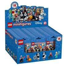 LEGO 71023 Minifigures Disney 2 Display da 60 Buste