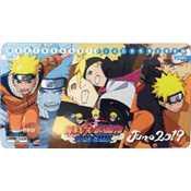 E-81109 Playmat Naruto Boruto Card Game