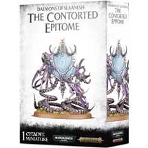 97-48 Daemons of Slaanesh The Contorted Epitome