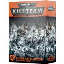 102-54-02 Warhammer 40K Kill Team Killzone Wall of the Martyrs