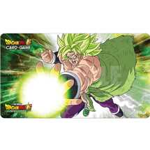 E-85985 Dragon Ball Super Playmat Broly + Tubo