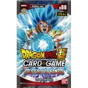 Busta Dragon Ball Super DBS6 Destroyer Kings Time Travel Promotion