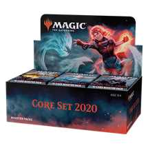MTG Set Base 2020 Booster Display (36 Packs) - IT