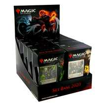 MTG Set Base 2020 Planeswalker Deck Display (6 Decks) - IT