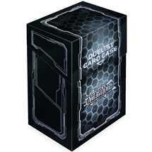 Porta Mazzo Yu-Gi-Oh! Hex Black Silver