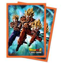 E-15194 Dragon Ball Dragon Ball Super Standard Size Deck Protector sleeves 65ct. V3