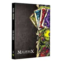 WYR23001 Malifaux 3rd Edition Core Rulebook