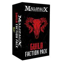 WYR23002	M3E: Guild Faction Pack