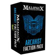 WYR23004	M3E: Arcanist Faction Pack