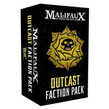 WYR23006	M3E: Outcast Faction Pack