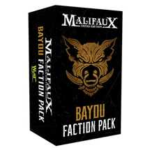 WYR23007	M3E: Bayou Faction Pack
