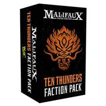 WYR23008	M3E: Ten Thunders Faction Pack